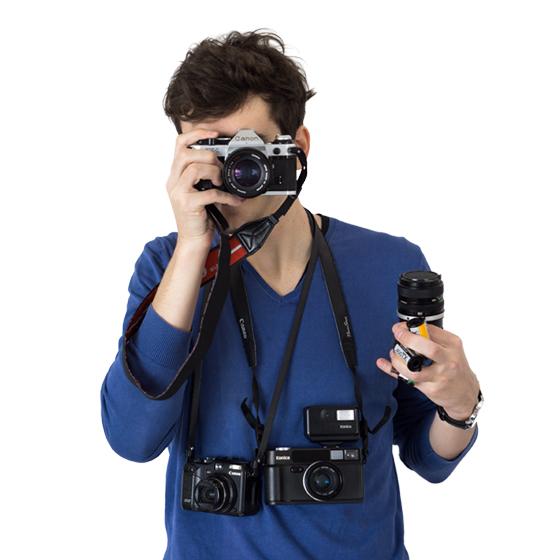 Louis Deveaux Portrait Photo